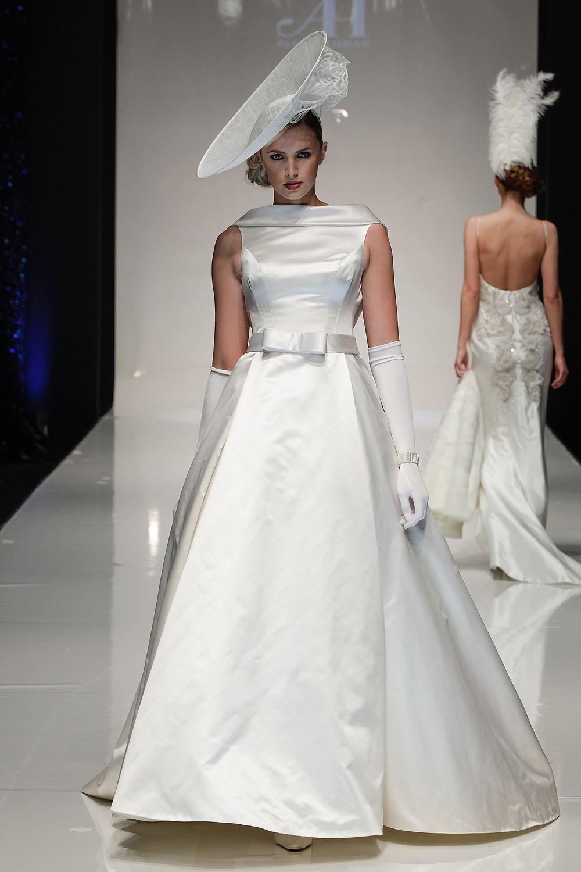 wedding dresses alan hannah millie